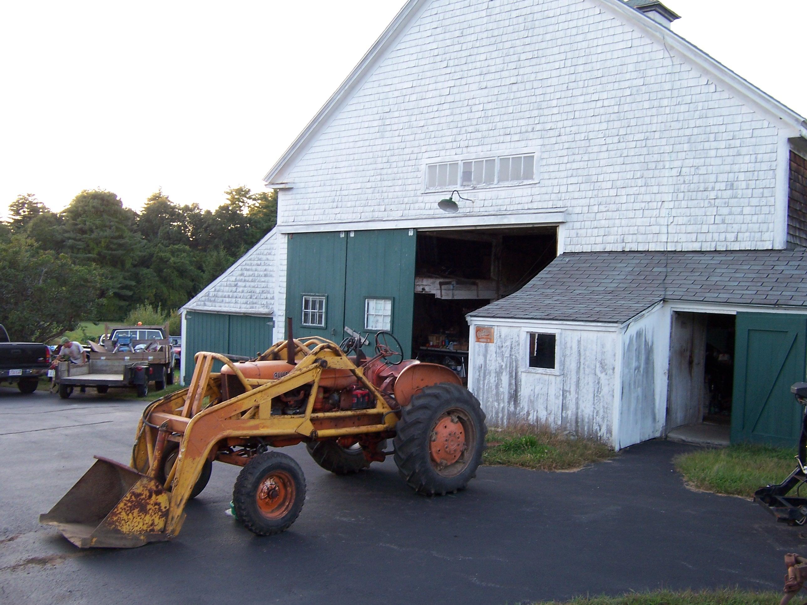 April 2011 Mehaffey Farm Blog